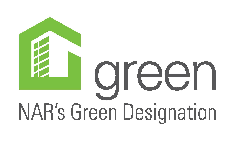 NAR's Green Designation logo